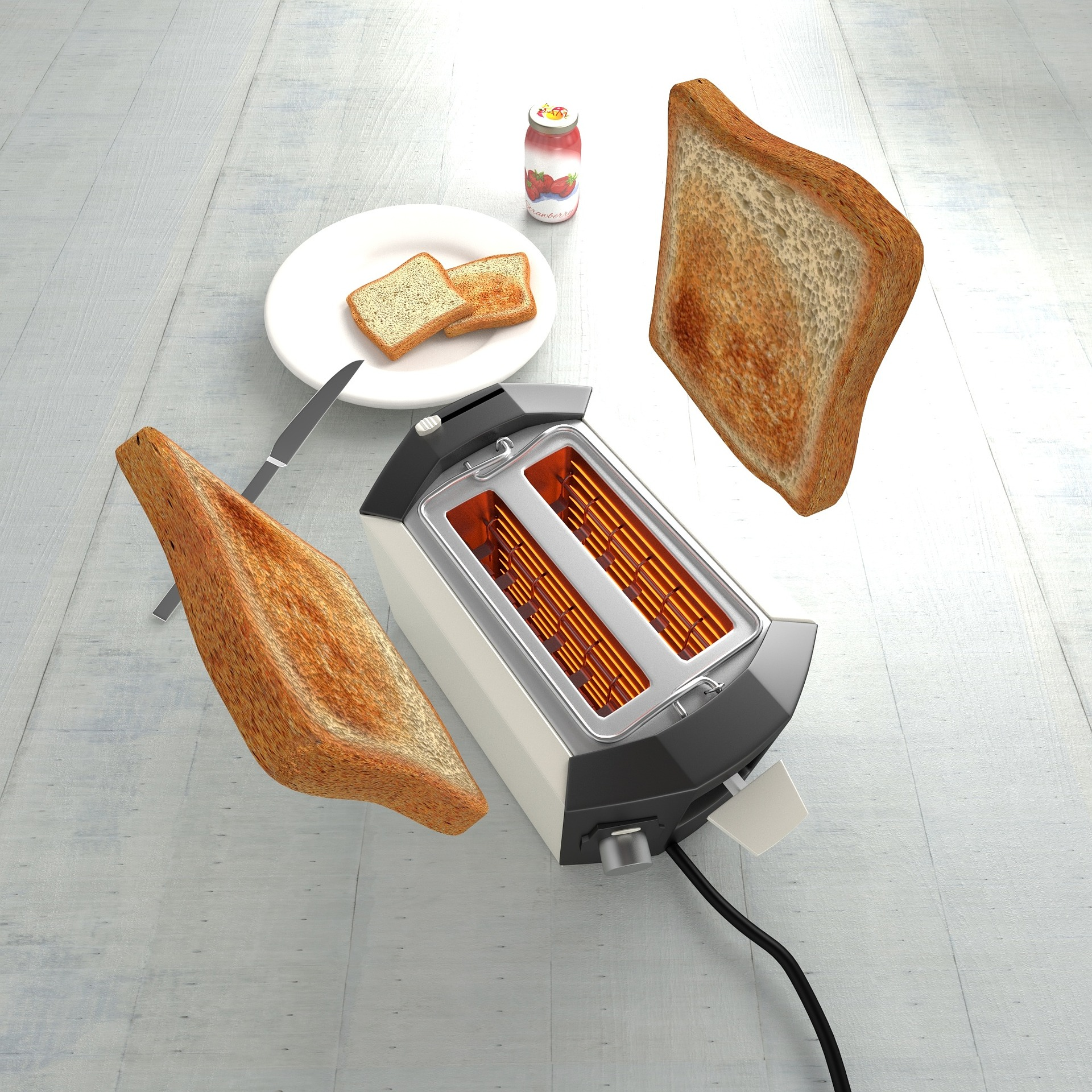 Rise of the Toaster Ovens