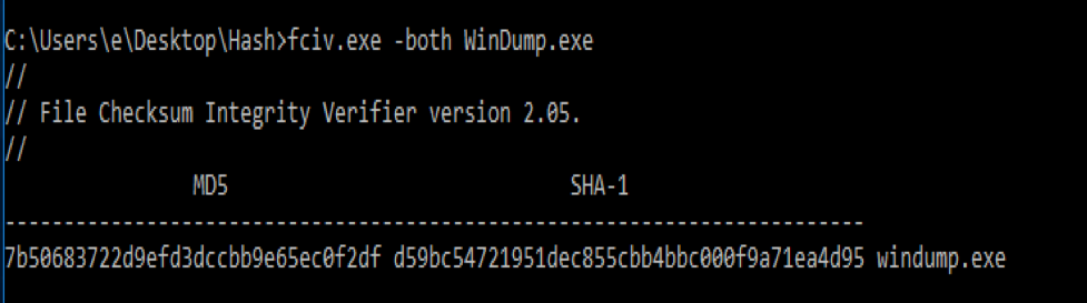 Windump