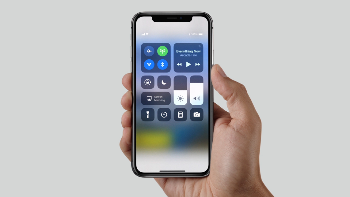 Apple's New iPhone X – Built by Samsung